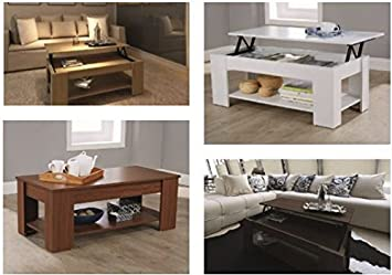 Lift Up Coffee Table With Storage 1