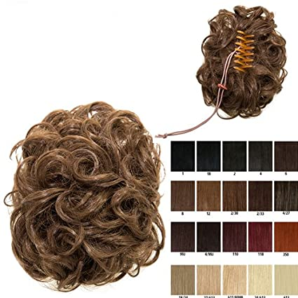 nouveau design techniques modernes les mieux notés Griffe Pince à clipser sur cheveux bouclés pour chignon ...