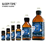 Sleepy-Time-OK-For-Kids-Synergy-Blend-Essential-Oil-by-Edens-Garden-Lavender-Cedarwood-Frankincense-Tangerine-Petitgrain-Ylang-Ylang-Sweet-Marjoram-and-Roman-Chamomile