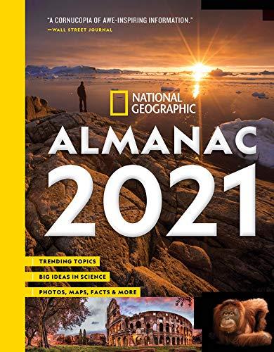 National Geographic Almanac 2021: Trending Topics
