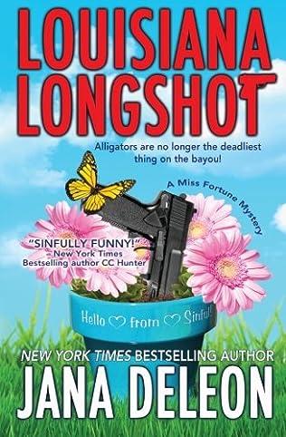 book cover of Louisiana Longshot