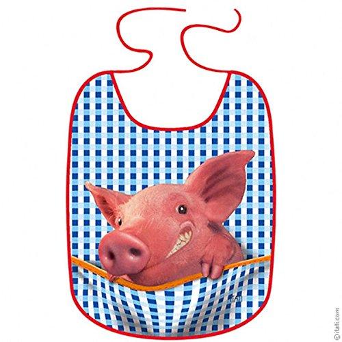 Latz für Erwachsene, Schweinchen