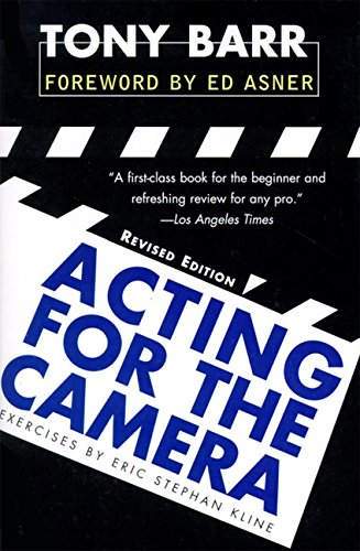 Pdf Arts Acting for the Camera: Revised Edition