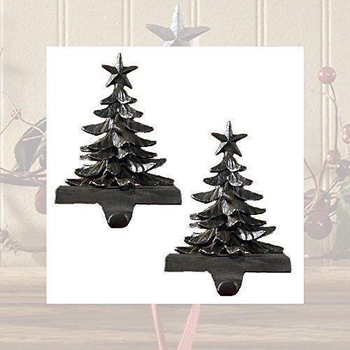 (Christmas Tree Stocking Hanger - Set of 2)