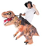 Best Costume Adults - Bodysocks Adult Inflatable Deluxe Dinosaur Fancy Dress Costume Review