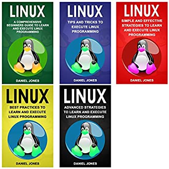 Amazon com: Linux: 5 Books in 1- Bible of 5 Manuscripts in 1