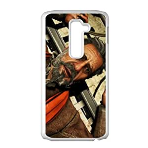 LG G2 Cell Phone Case White Far Cry 4 Mohan Ghale Tuosk