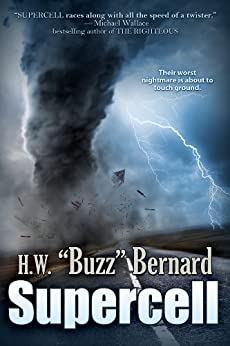 Supercell by [Bernard, H. W. Buzz]