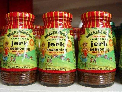 Walkerswood Hot & Spicy Traditional Jamaican Jerk Seasoning – (3 Pack)