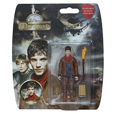 Adventures of Merlin Merlin Action Figure: Toys & Games