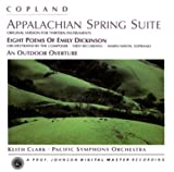 : Copland: Appalachian Spring Suite