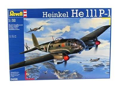 Revell of Germany Heinkel HE 111 P Plastic Model Kit