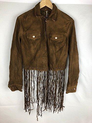Diesel L Sunita Women Brown Medium Jacket