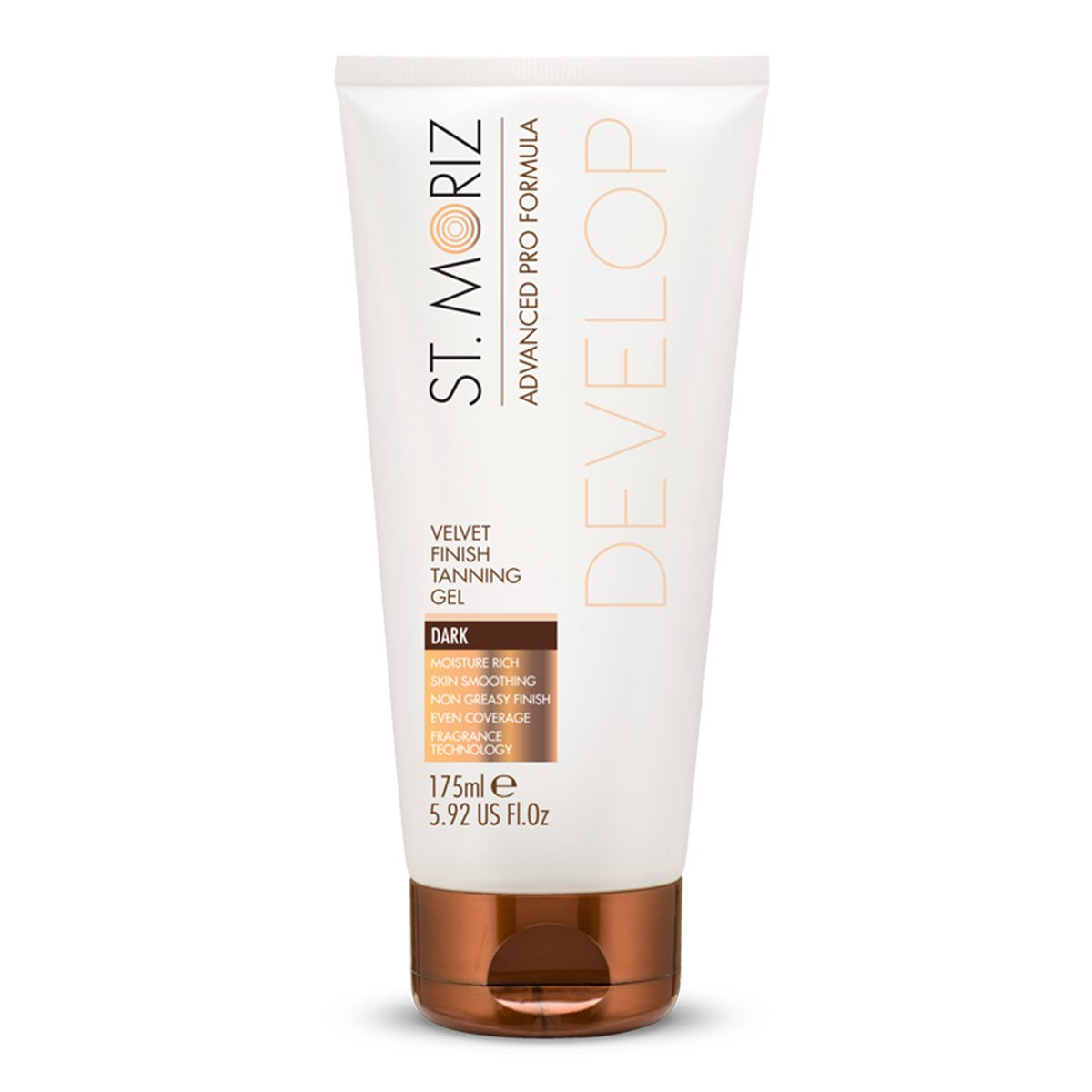 ST Moriz, gel Advanced Pro formula dal tocco vellutato, colore scuro Cosmarida 050.151