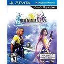 FINAL FANTASY X X-2 HD Remaster - PlayStation Vita