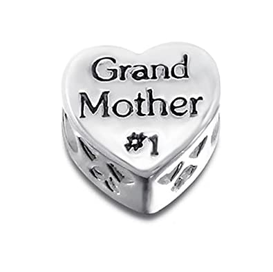 charm pandora grandmother
