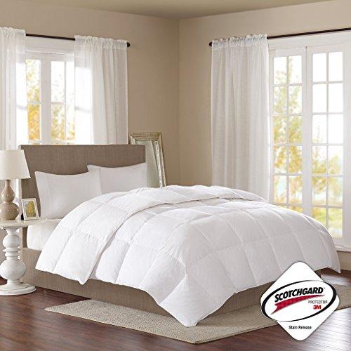 Sleep Philosophy True North Level 2 Down Comforter, King (Down Comforter Level)