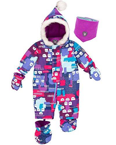 1 Piece Snowsuit - 6