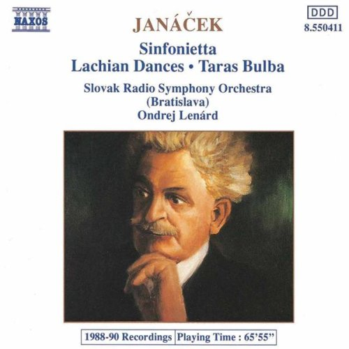 Lasske tance (Lachian Dances), JW VI/17: No. 4. Starodavny (Old-Time Dance)