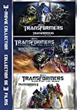 Transformers 3-Movie Collection (Bilingual)