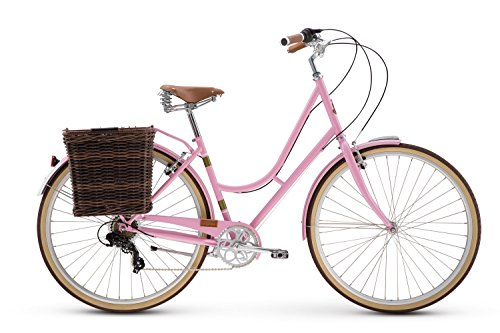 Raleigh Bikes Women's Superbe City Bike, Pink, - Drive Beverly Hills Shopping Rodeo