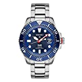 Seiko Men's PADI Solar Dive Watch 200M Special Edition SNE435