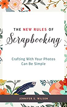 New Rules Scrapbooking Crafting Photos ebook product image