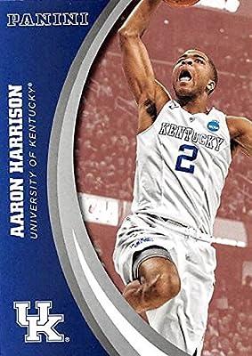 Aaron Harrison basketball card (Kentucky Wildcats) 2016 Panini Team Collection #29