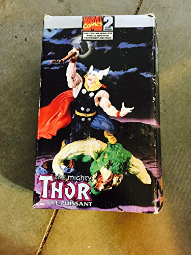 Thor Marvel Comics Model Kit ()
