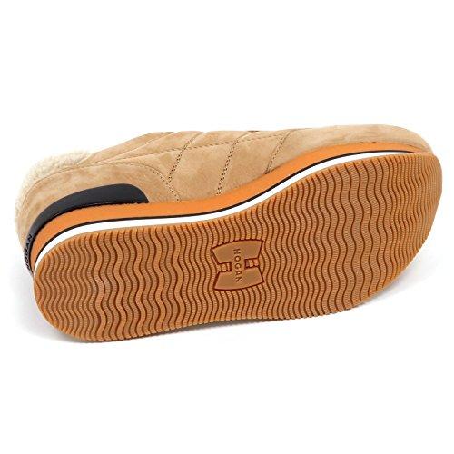 H E4814 ecopelo Shoe H328 Sneaker Hogan Beige Woman Scarpe Donna cucitura Yd0cFqw