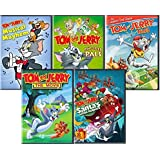 Tom and Jerry Collection Volume 2 - Musical Mayhem/ Tom & Jerry Tales Season 1 / The Movie / Around the World/ Pint…