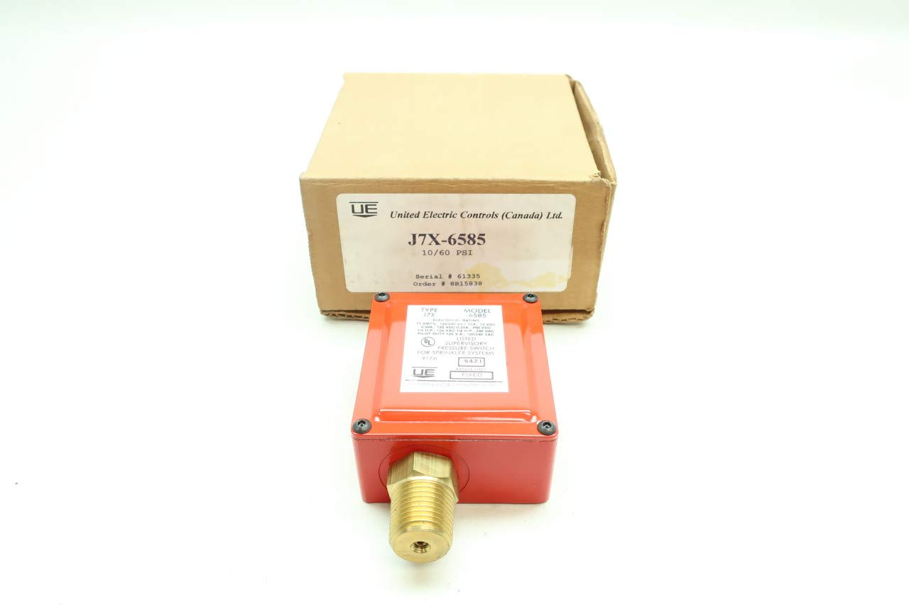 120-277 Vac Power Input Class 2 Dry Contact Input 10 Amp SPDT NEMA 1 Housing Functional Devices RIB21CDC Dry Contact Relay