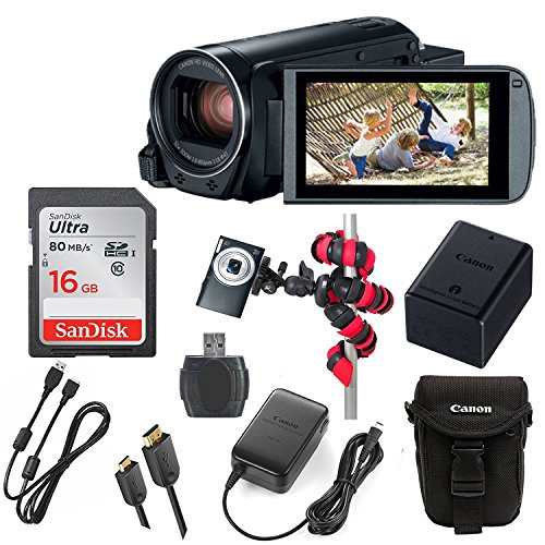 Canon VIXIA HF R800 3.28MP Full HD CMOS Sensor, 57x Advanced