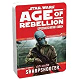 Star Wars Age of Rebellion: Sharpshooter Specialization Deck