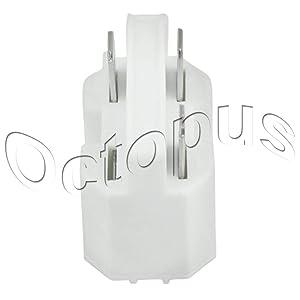IC102 Refrigerator Relay Fits Frigidaire Supco 5303007173