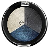 e.l.f. Baked Long-lasting and Shimmering Color Eyeshadow Trio (e.l.f. Baked Eyeshadow Trio - Smokey Sea)