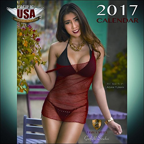 2017 PACIFIC USA Wall Calendar