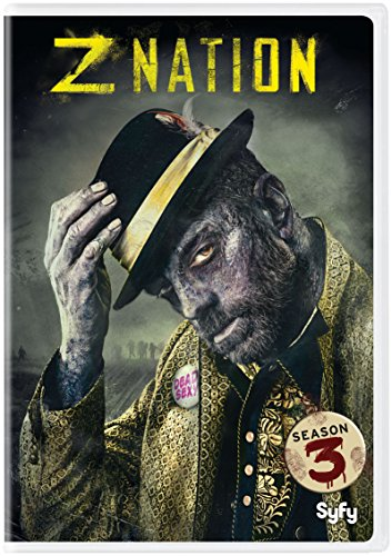 Z Nation: Season 3 (Z Nation Everybody Dies In The End)