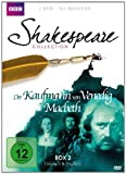 Shakespeare Collection - 2-DVD Box Set ( The Merchant of Venice / Macbeth ) [ NON-USA FORMAT, PAL, Reg.0 Import - Germany ]