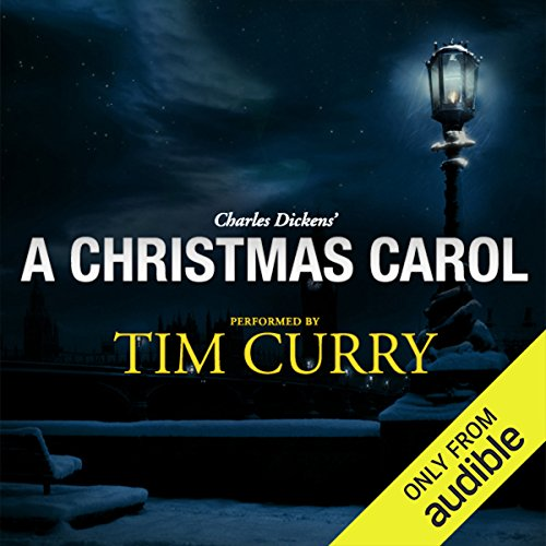 Pdf Bibles A Christmas Carol: A Signature Performance by Tim Curry