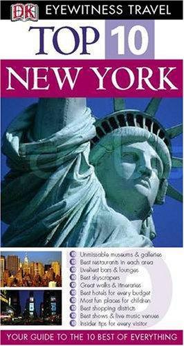 eyewitness travel guide new york