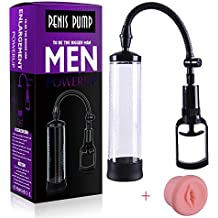 Toystour PPump Delay Massager For Male Silicone CRing Penis_Extender Massager Toys For Men