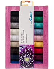 Mettler SFC18-Kit Silk Finish Cotton Thread Gift Pack 18/Pkg
