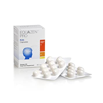 97dacc889b Amazon.com  EQUAZEN PRO Kids 60 Capsules  Health   Personal Care