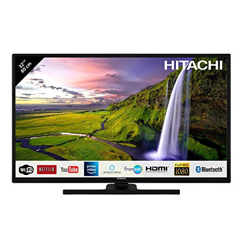 Hitachi TV 32′ 32HE4100