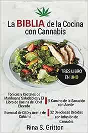 La Biblia de la Cocina con Cannabis