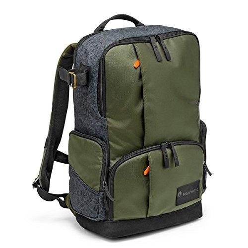 Manfrotto MB MS-BP-IGR Medium Backpack for DSLR Camera & Per