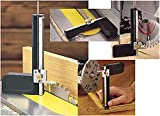 Refurbished Drill Press Best Deals - Saws & Blades Table Saw Router Bit Depth Gauge Guide 1/32 & mm incrmt