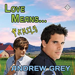 Love Means... Family Audiobook