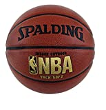 Spalding NBA Tack Soft Basketball - Official Size 7 (29.5')